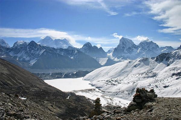 Nepál Gokyo trek